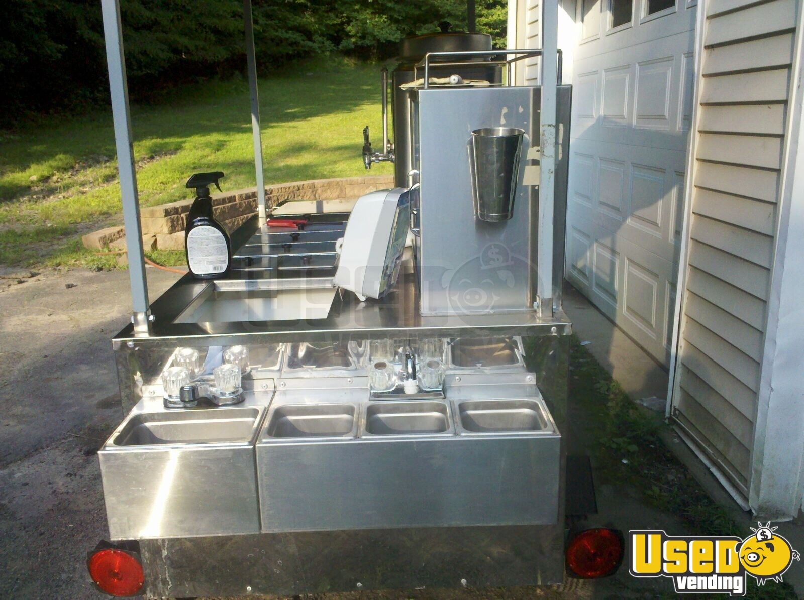 2009 All American Cart Propane Tanks New York for Sale - 5
