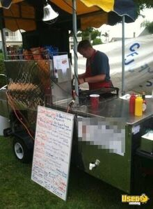 All American Hot Dog Cart for Sale in California!!