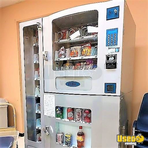2009 Antares / Office Deli Antares Office Deli Vending Combo 2 Texas for Sale - 2