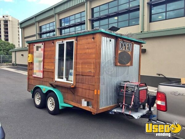 2009 Beverage - Coffee Trailer Hawaii for Sale