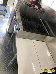 2009 Bus Kitchen Food Truck All-purpose Food Truck Exhaust Hood Florida for Sale