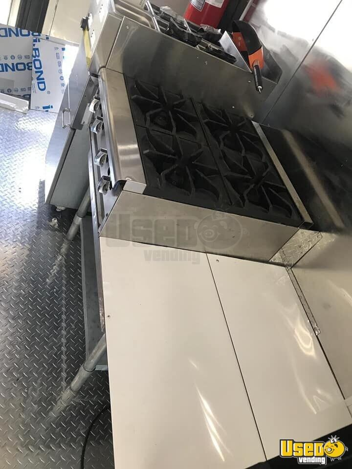 2009 Bus Kitchen Food Truck All-purpose Food Truck Exhaust Hood Florida for Sale - 6