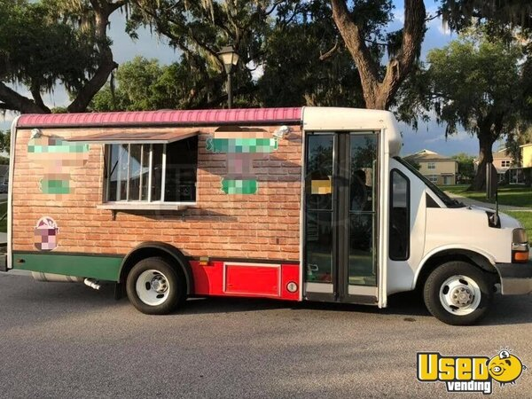 2009 Bus Kitchen Food Truck All-purpose Food Truck Florida for Sale