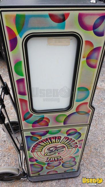 2009 Candy / Capsule Rack Vending Machine 3 North Carolina for Sale