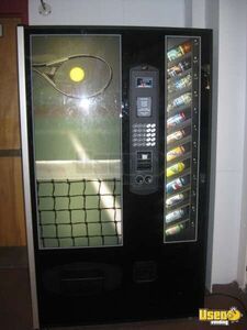 CB700 - Selectivend Soda Vending Machine for Sale in Pennsylvania!