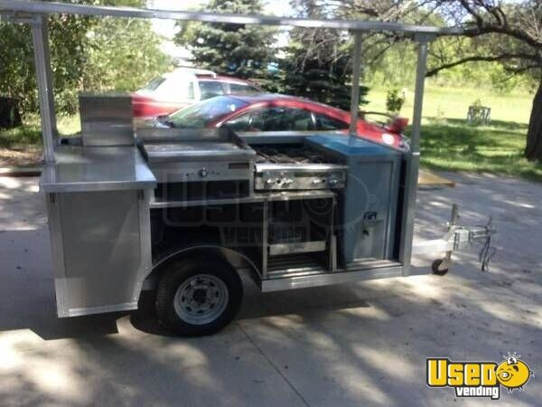 2009 Chameleon Concessions Cart Ice Bin Minnesota for Sale - 2