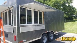2009 C&w All-purpose Food Trailer Concession Window Virginia for Sale