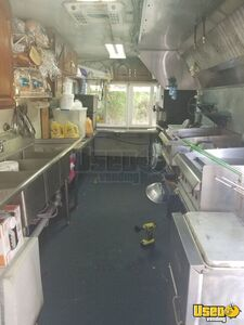 2009 C&w All-purpose Food Trailer Slide-top Cooler Virginia for Sale