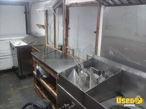 2009 Food Concession Trailer Concession Trailer Air Conditioning Tennessee for Sale