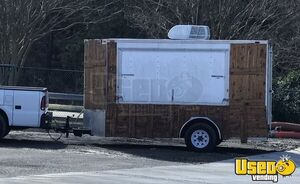 2009 Hillbilly Soda Concession Trailer Air Conditioning North Carolina for Sale