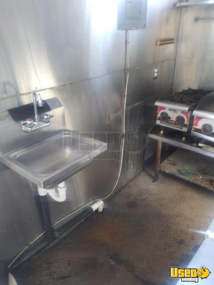 2009 Kitchen Food Trailer Flatgrill Texas for Sale - 7