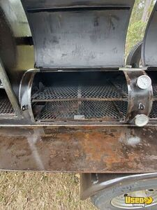 2009 Open Barbecue Smoker Tailgating Trailer Open Bbq Smoker Trailer Hot Water Heater Mississippi for Sale