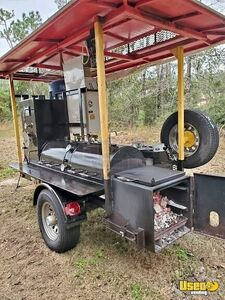 2009 Open Barbecue Smoker Tailgating Trailer Open Bbq Smoker Trailer Mississippi for Sale