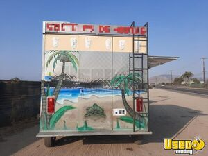 2009 Shaved Ice Concession Trailer Snowball Trailer Spare Tire California for Sale