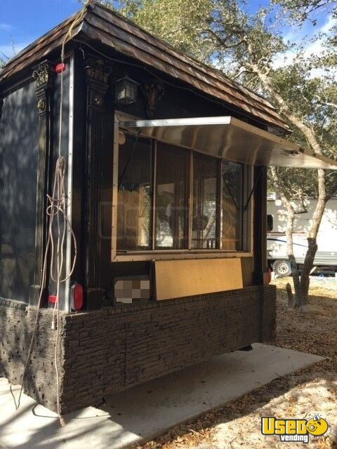 2009 Southwest Trailer Kitchen Food Trailer Cabinets Texas for Sale - 4