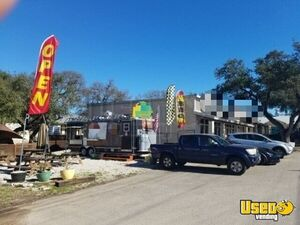 2009 Southwest Trailer Kitchen Food Trailer Concession Window Texas for Sale
