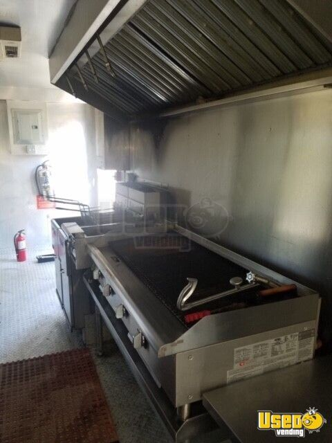 2009 Southwest Trailer Kitchen Food Trailer Floor Drains Texas for Sale - 7