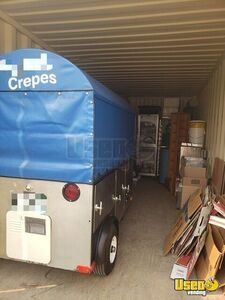 2009 Street Food Vending Concession Cart Food Cart Propane Tanks Colorado for Sale