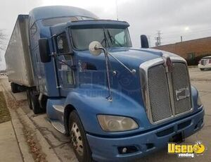 2009 T660 Kenworth Semi Truck 2 Illinois for Sale