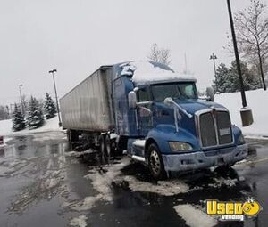 2009 T660 Kenworth Semi Truck Illinois for Sale