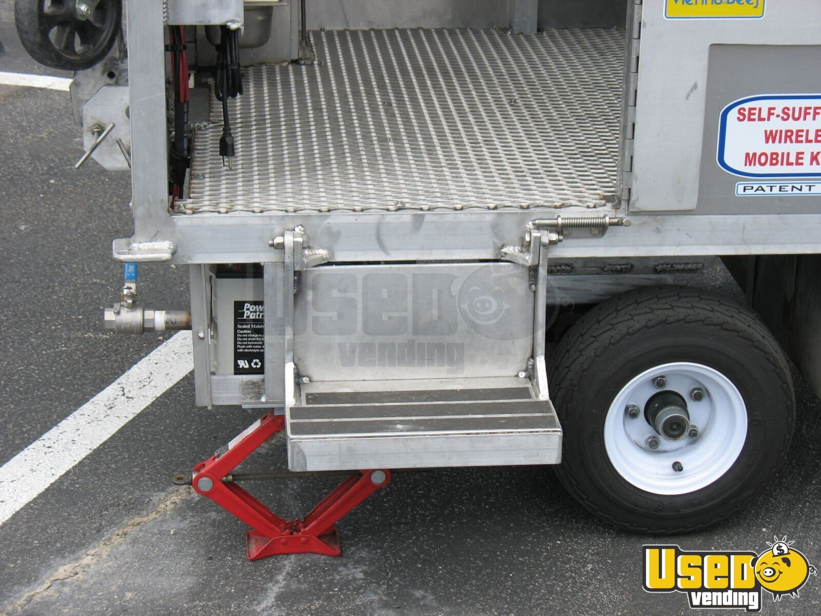 2009 Top Gun Top Dog Self Sufficient Mobile, Model Slt Cart 16 Texas for Sale - 16
