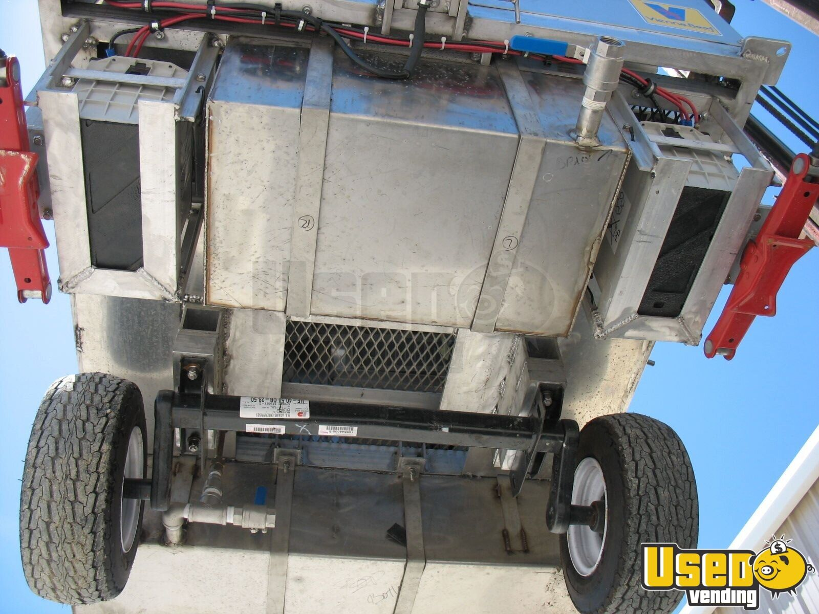 2009 Top Gun Top Dog Self Sufficient Mobile, Model Slt Cart 42 Texas for Sale - 42