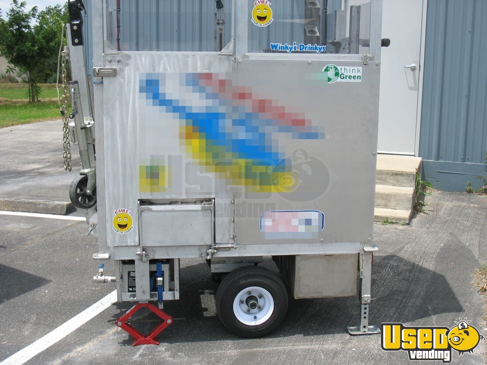 2009 Top Gun Top Dog Self Sufficient Mobile, Model Slt Cart 6 Texas for Sale - 6