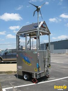 2009 Top Gun Top Dog Self Sufficient Mobile, Model Slt Food Cart 34 Texas for Sale