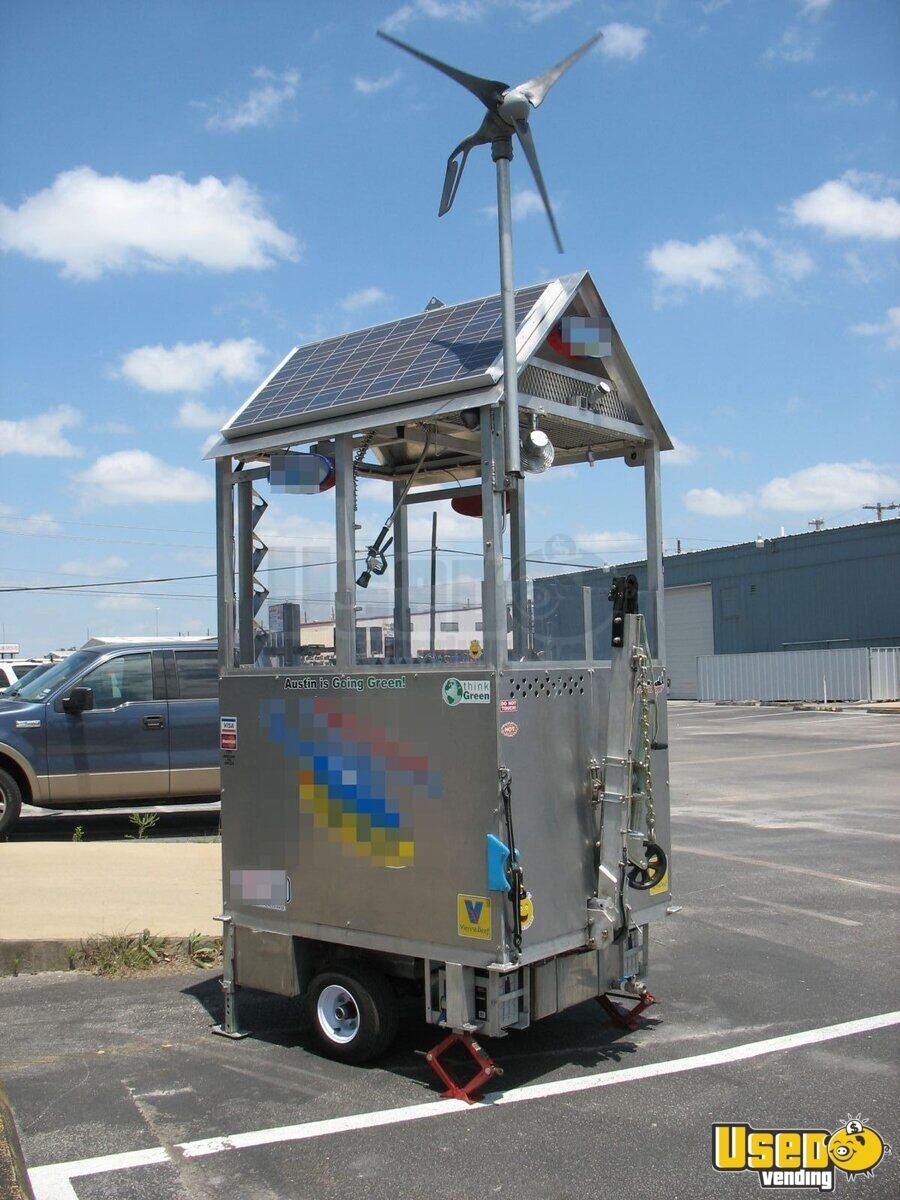 2009 Top Gun Top Dog Self Sufficient Mobile, Model Slt Food Cart 36 Texas for Sale - 36