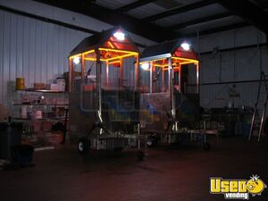 2009 Top Gun Top Dog Self Sufficient Mobile, Model Slt Food Cart 38 Texas for Sale