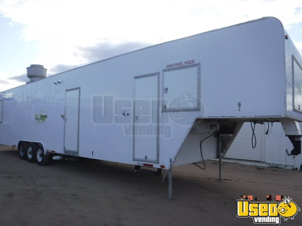 2009 Universal Magnum By California Cart Builder All-purpose Food Trailer Colorado for Sale