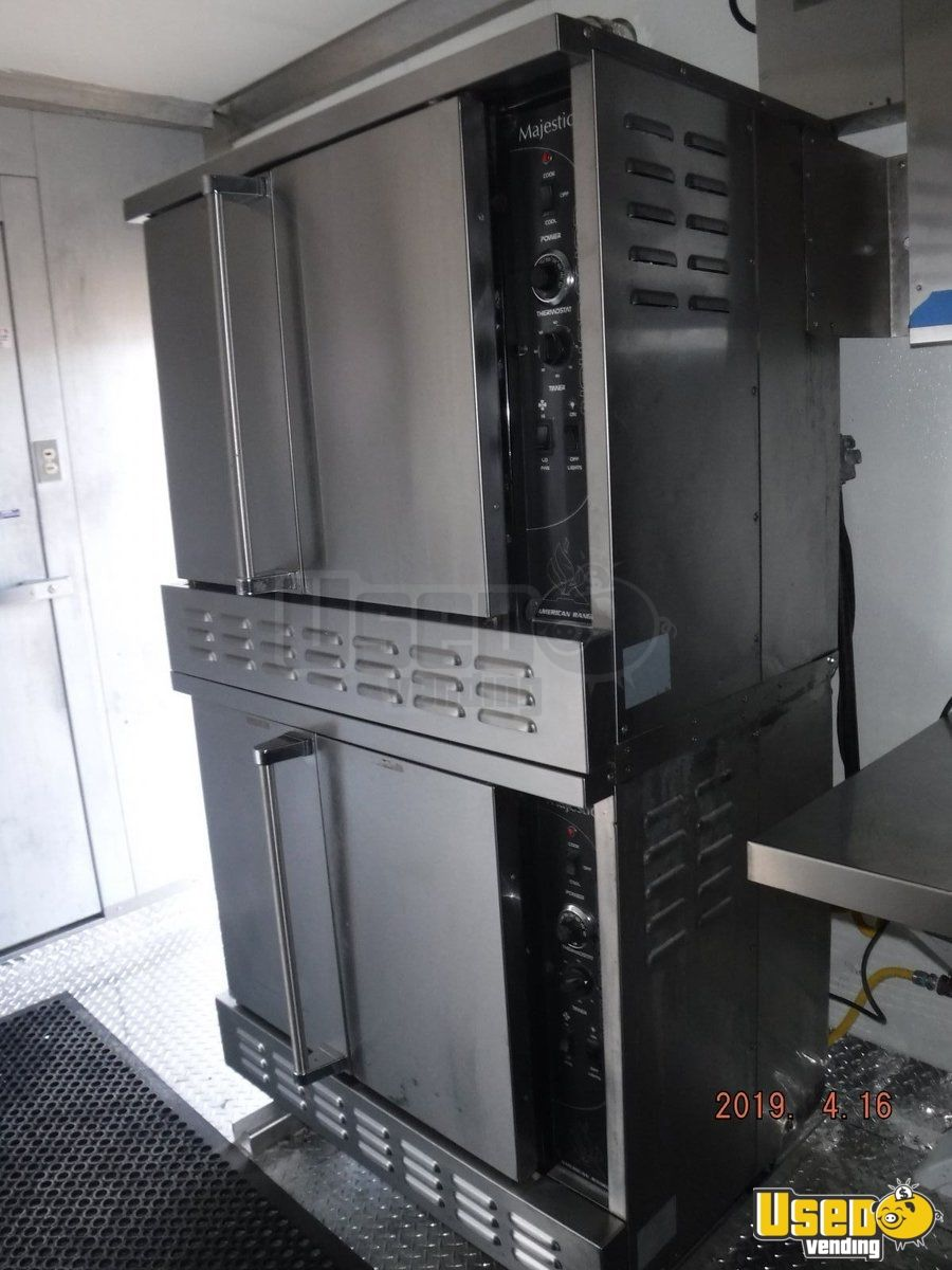 2009 Universal Magnum By California Cart Builder All-purpose Food Trailer Convection Oven Colorado for Sale - 13