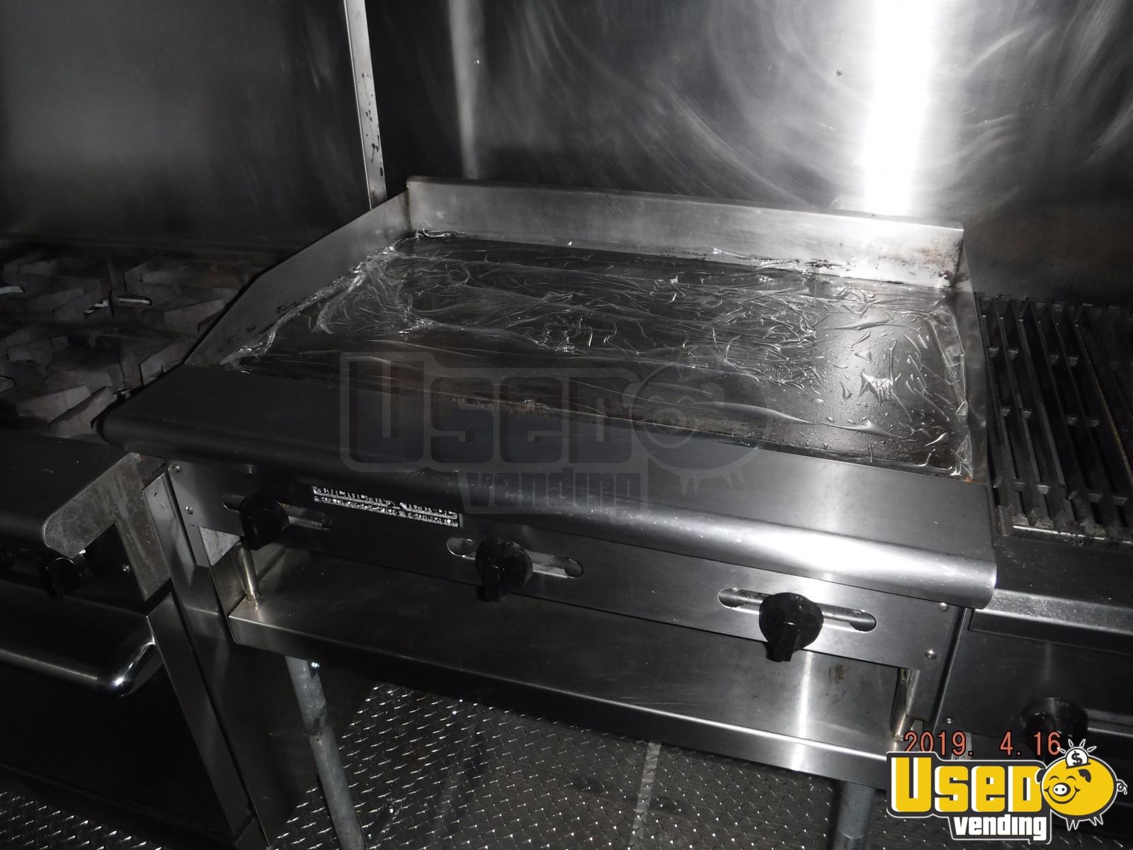2009 Universal Magnum By California Cart Builder All-purpose Food Trailer Oven Colorado for Sale - 12