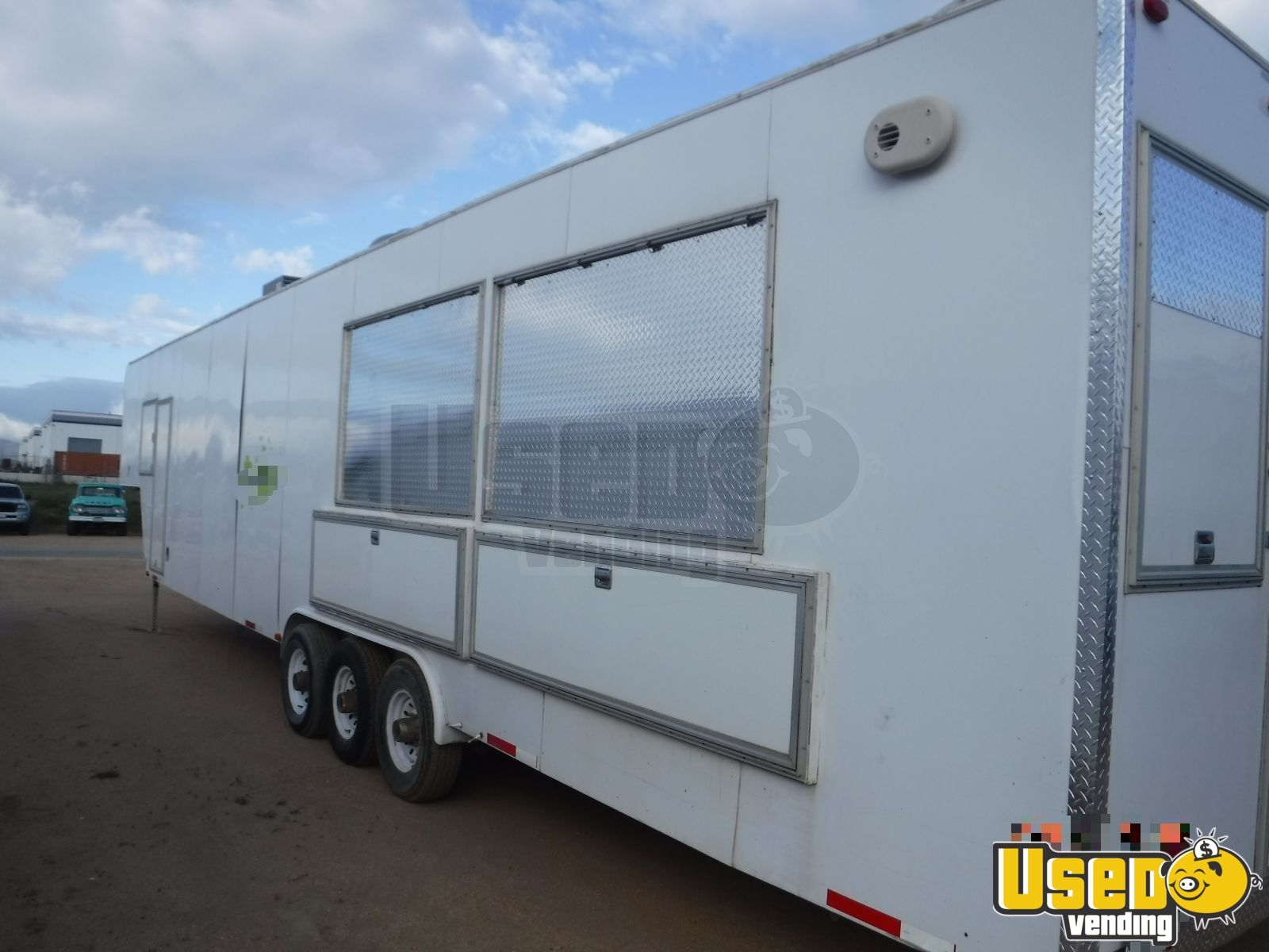 2009 Universal Magnum By California Cart Builder All-purpose Food Trailer Removable Trailer Hitch Colorado for Sale - 5