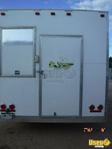 2009 Universal Magnum By California Cart Builder All-purpose Food Trailer Stainless Steel Wall Covers Colorado for Sale