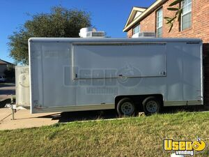 2009 Wells Cargo All-purpose Food Trailer Air Conditioning Texas for Sale