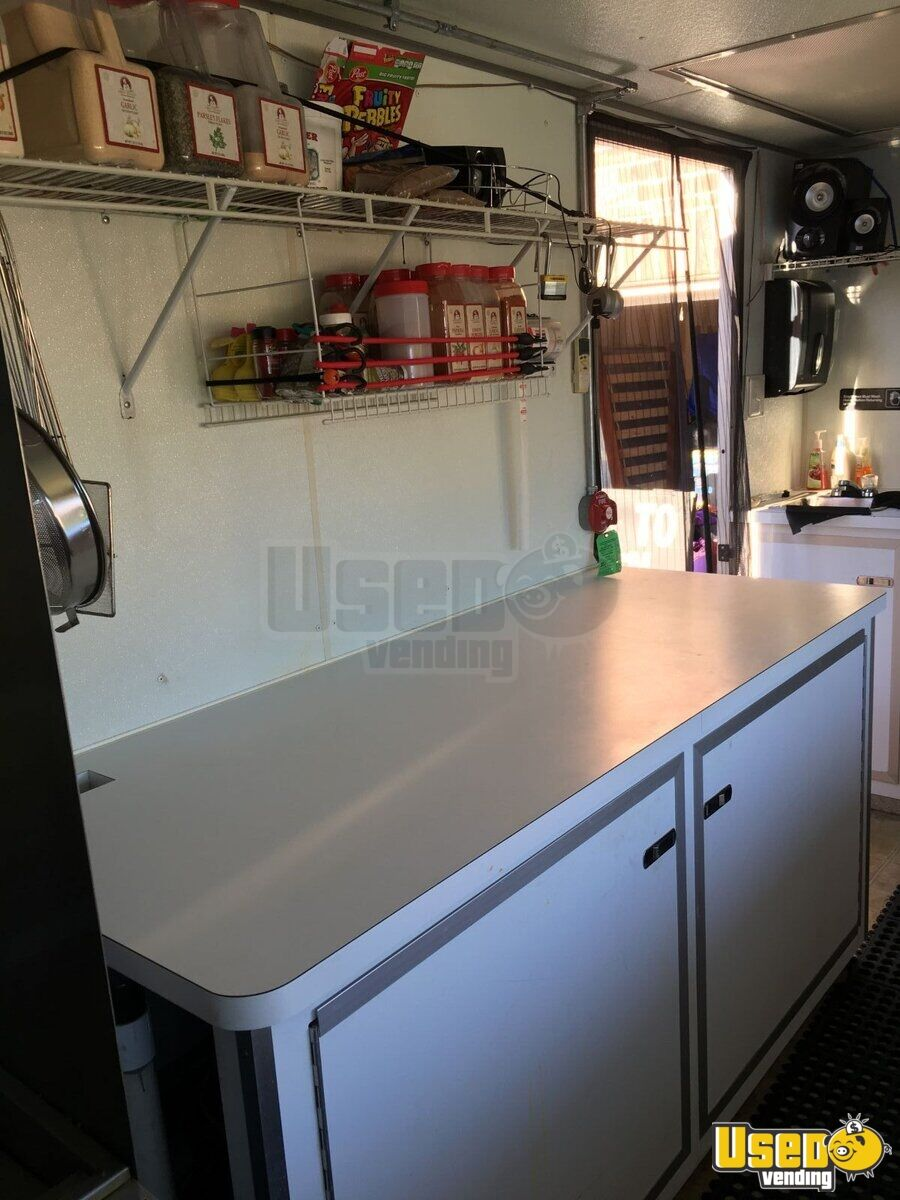 2009 Wells Cargo All-purpose Food Trailer Gfi Outlets Texas for Sale - 22