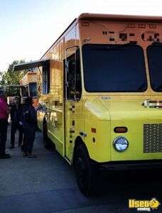 2009 Workhorse All-purpose Food Truck Removable Trailer Hitch California Gas Engine for Sale