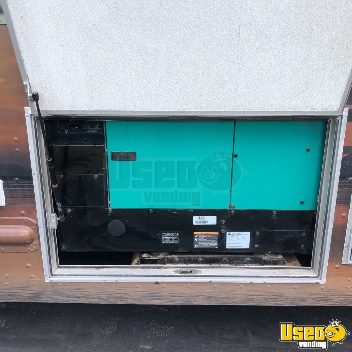 2009 Workhorse Diesel All-purpose Food Truck Exhaust Hood Utah Diesel Engine for Sale - 9