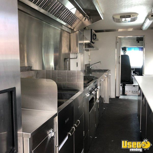 2009 Workhorse Diesel All-purpose Food Truck Generator Utah Diesel Engine for Sale