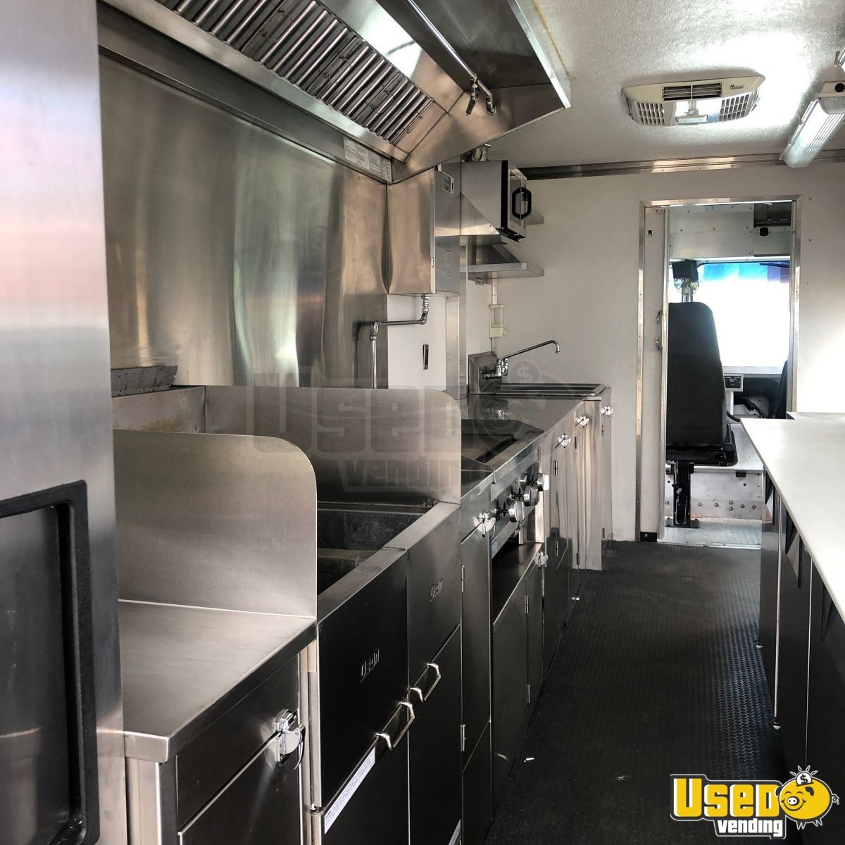 2009 Workhorse Diesel All-purpose Food Truck Generator Utah Diesel Engine for Sale - 4