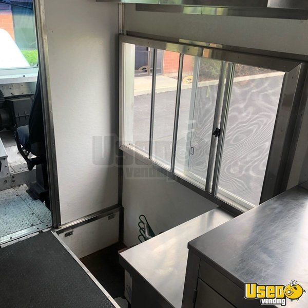 2009 Workhorse Diesel All-purpose Food Truck Stovetop Utah Diesel Engine for Sale