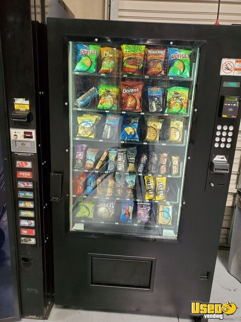 2010 Ams Ams Snack Machine California for Sale