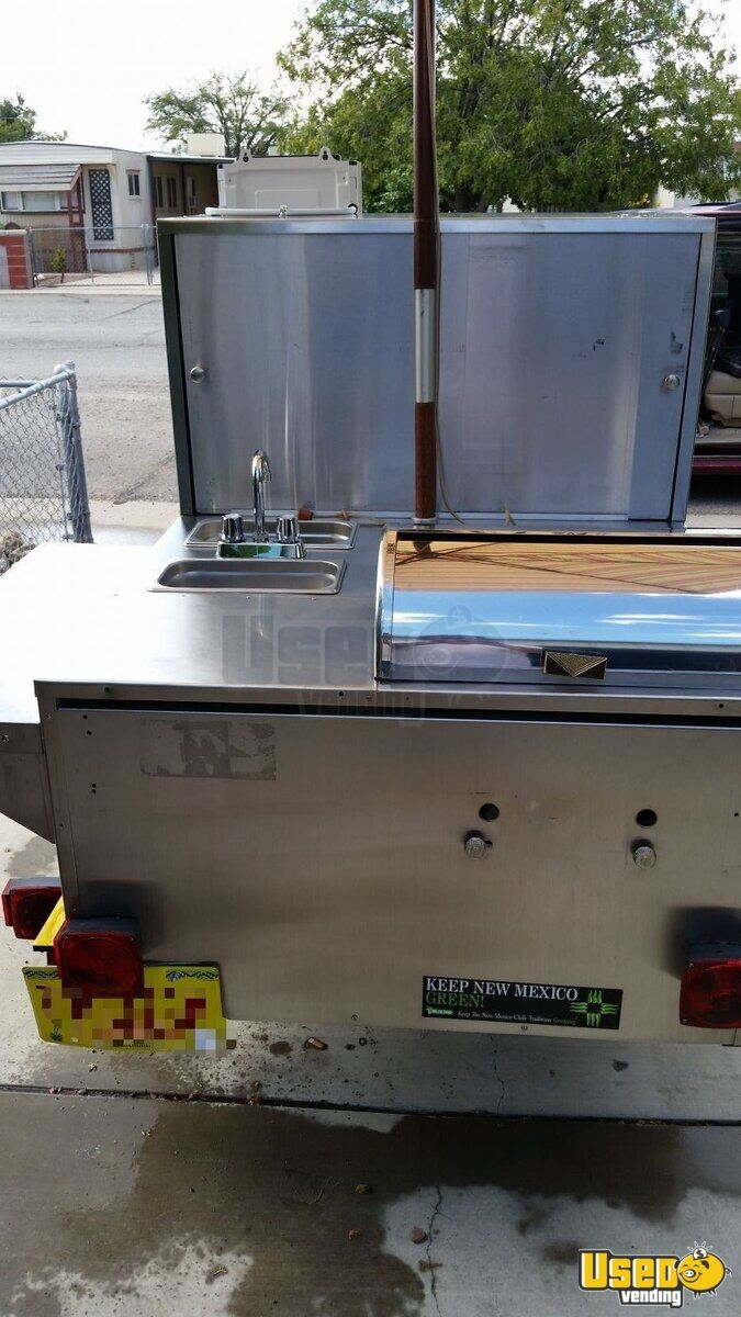 2010 Bens Cart Rebuilt To This In Summer Of 2019 Food Cart 13 New Mexico for Sale - 13