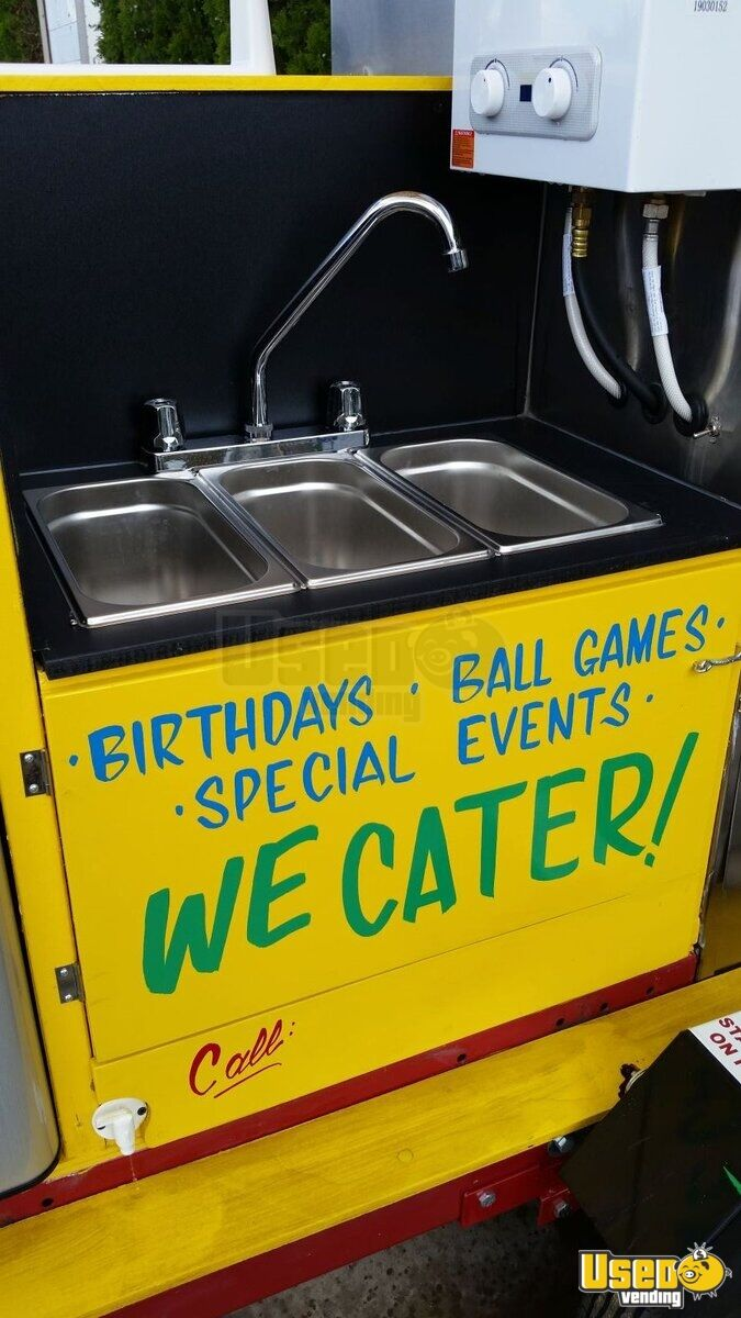 2010 Bens Cart Rebuilt To This In Summer Of 2019 Food Cart 21 New Mexico for Sale - 21