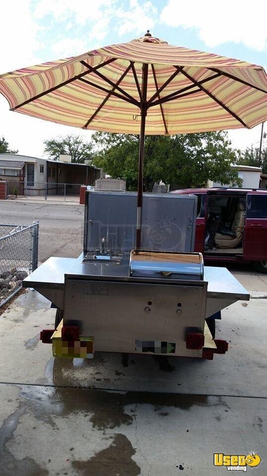 2010 Bens Cart Rebuilt To This In Summer Of 2019 Food Cart Double Sink New Mexico for Sale - 6