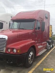 2010 Columbia Sleeper Cab Semi Truck Freightliner Semi Truck 2 Texas for Sale