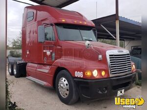 2010 Columbia Sleeper Cab Semi Truck Freightliner Semi Truck Texas for Sale