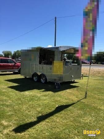 2010 Continental Cargo Snowball Trailer Oregon for Sale