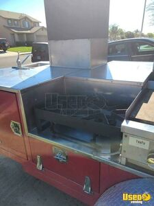 2010 Custom Open Bbq Smoker Trailer Open Bbq Smoker Trailer Bbq Smoker California for Sale